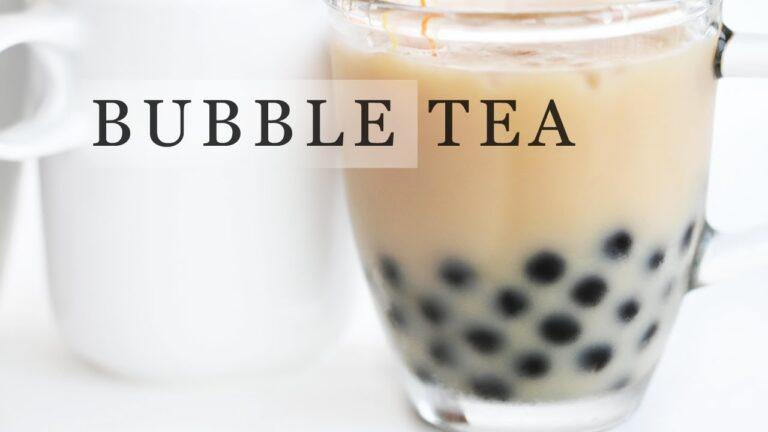 UỐNG TRÀ SỮA, trà sữa trân châu