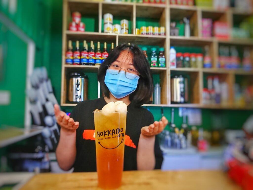 mở quán trà sữa Đài Loan2020