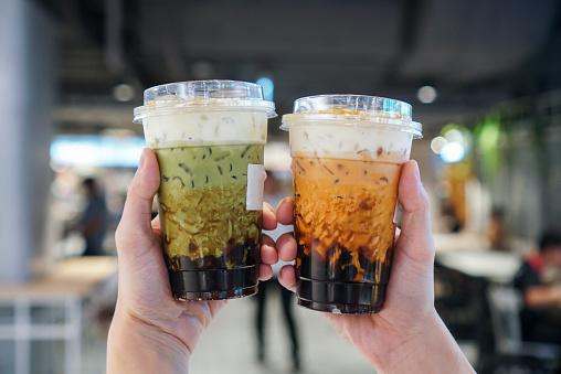 trà sữa đài Loan, các loại trà sữa ngon, ly trà sữa
