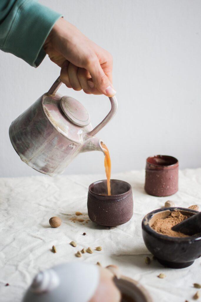 uống trà sữa Đài Loan