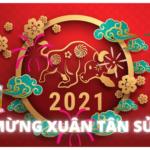 LỊCH NGHỈ VÀ KHAI TRƯƠNG TẾT TÂN SỬU 2021 CỦA HOKKAIDO TEA VIETNAM