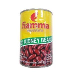 Đậu đỏ ngâm đóng hộp Thái Lan Fiamma 400 gr